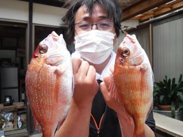 奥村釣船の2021年5月22日(土)3枚目の写真