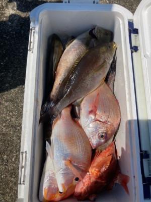釣り船 黒潮丸の2021年5月23日(日)1枚目の写真