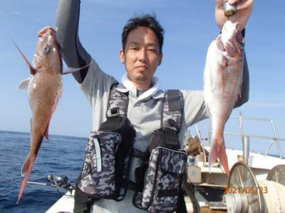 秀吉丸の2021年5月23日(日)3枚目の写真