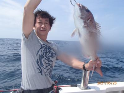 秀吉丸の2021年5月23日(日)4枚目の写真