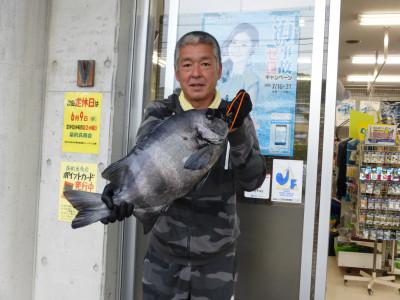 柴釣具商会の2021年5月23日(日)3枚目の写真