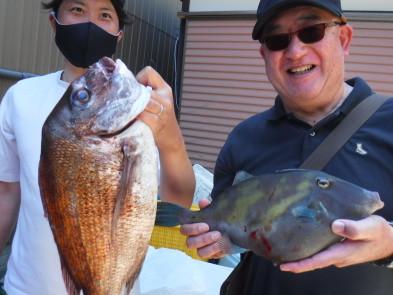 奥村釣船の2021年5月23日(日)1枚目の写真