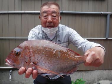 奥村釣船の2021年5月24日(月)2枚目の写真