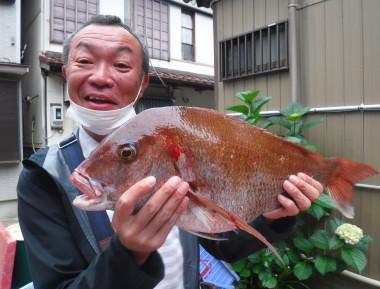 奥村釣船の2021年5月24日(月)4枚目の写真