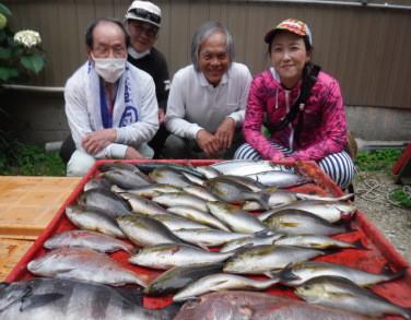 奥村釣船の2021年5月25日(火)5枚目の写真