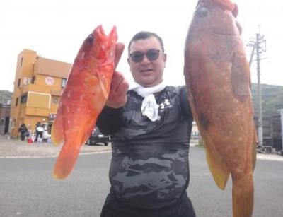 丸銀釣りセンターの2021年5月25日(火)2枚目の写真