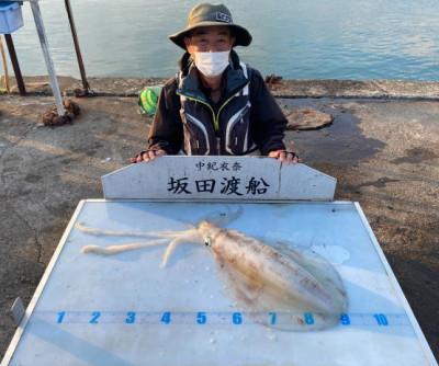 坂田渡船の2021年5月22日(土)4枚目の写真