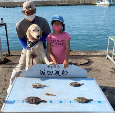 坂田渡船の2021年5月23日(日)2枚目の写真