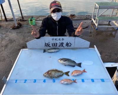 坂田渡船の2021年5月23日(日)4枚目の写真