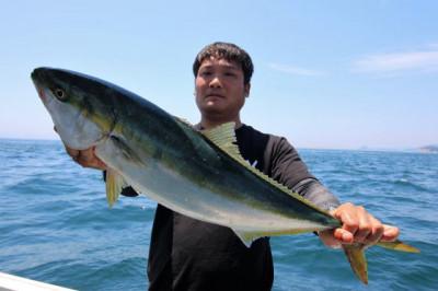 西岡遊漁の2021年5月23日(日)3枚目の写真