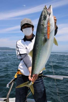 西岡遊漁の2021年5月23日(日)4枚目の写真