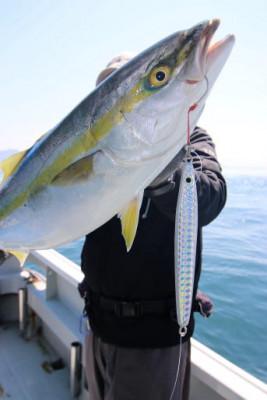 西岡遊漁の2021年5月23日(日)5枚目の写真