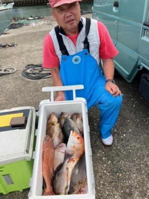 釣り船 黒潮丸の2021年5月26日(水)1枚目の写真