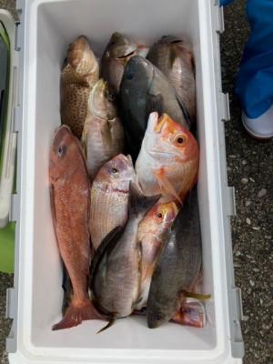 釣り船 黒潮丸の2021年5月26日(水)2枚目の写真