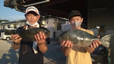 乙島丸の2021年5月23日(日)1枚目の写真