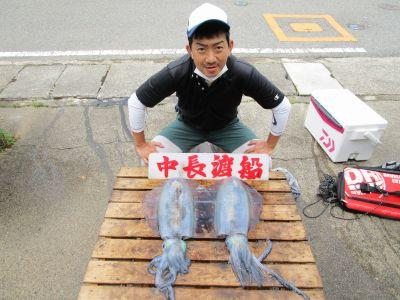 中長渡船の2021年5月26日(水)2枚目の写真