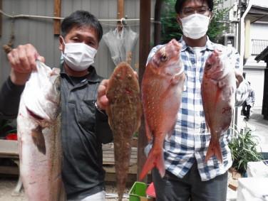 奥村釣船の2021年5月26日(水)1枚目の写真