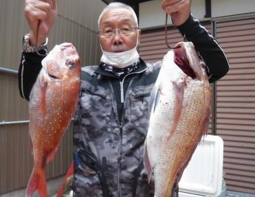 奥村釣船の2021年5月26日(水)3枚目の写真