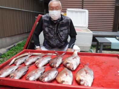 奥村釣船の2021年5月26日(水)5枚目の写真