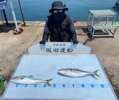 坂田渡船の2021年5月25日(火)2枚目の写真