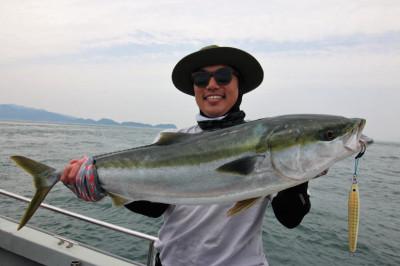 西岡遊漁の2021年5月25日(火)1枚目の写真