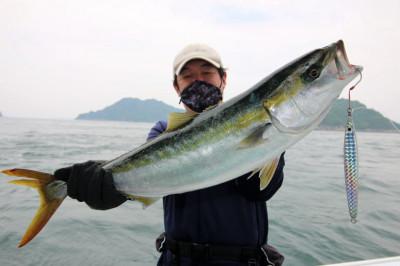 西岡遊漁の2021年5月25日(火)3枚目の写真