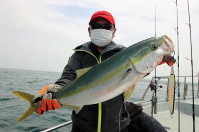 西岡遊漁の2021年5月25日(火)5枚目の写真