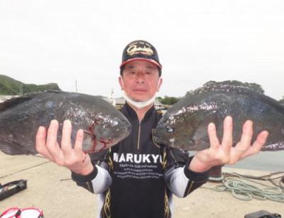 丸銀釣りセンターの2021年5月26日(水)3枚目の写真
