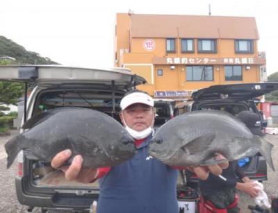 丸銀釣りセンターの2021年5月26日(水)5枚目の写真