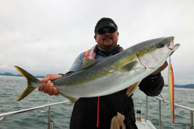 西岡遊漁の2021年5月27日(木)1枚目の写真