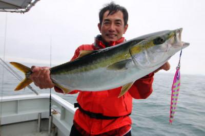 西岡遊漁の2021年5月27日(木)3枚目の写真