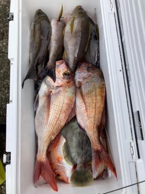 釣り船 黒潮丸の2021年5月28日(金)1枚目の写真