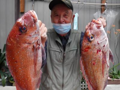 奥村釣船の2021年5月28日(金)1枚目の写真