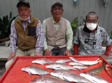 奥村釣船の2021年5月28日(金)4枚目の写真