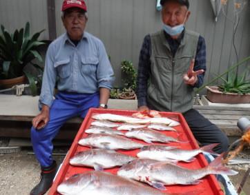 奥村釣船の2021年5月28日(金)5枚目の写真