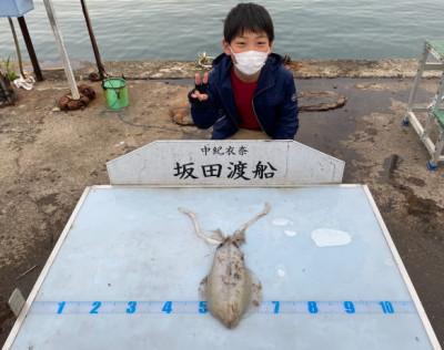 坂田渡船の2021年5月28日(金)1枚目の写真