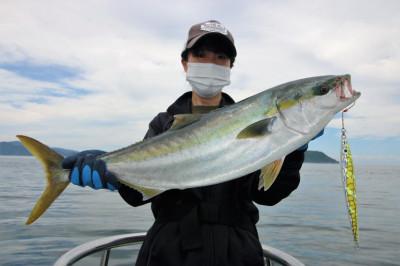 西岡遊漁の2021年5月28日(金)1枚目の写真