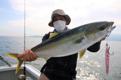 西岡遊漁の2021年5月28日(金)4枚目の写真