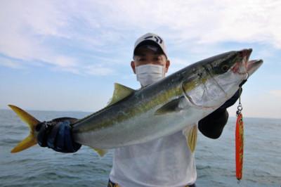 西岡遊漁の2021年5月28日(金)5枚目の写真