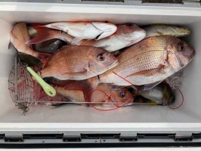 釣り船 黒潮丸の2021年5月29日(土)1枚目の写真