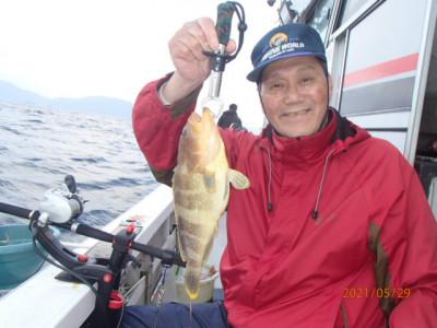 秀吉丸の2021年5月29日(土)1枚目の写真