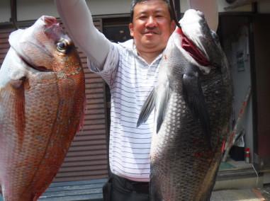 奥村釣船の2021年5月29日(土)1枚目の写真