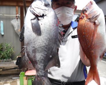 奥村釣船の2021年5月29日(土)2枚目の写真