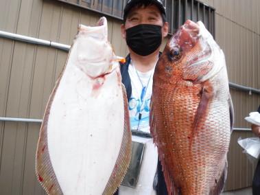 奥村釣船の2021年5月29日(土)3枚目の写真