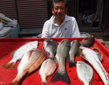 奥村釣船の2021年5月29日(土)5枚目の写真
