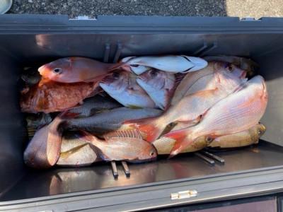釣り船 黒潮丸の2021年5月30日(日)2枚目の写真