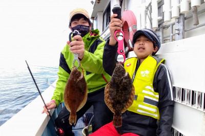 佐々木釣具店 平進丸の2021年5月30日(日)1枚目の写真