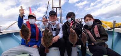 佐々木釣具店 平進丸の2021年5月30日(日)2枚目の写真
