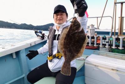 佐々木釣具店 平進丸の2021年5月30日(日)4枚目の写真