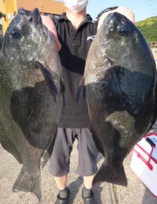 丸銀釣りセンターの2021年5月30日(日)1枚目の写真